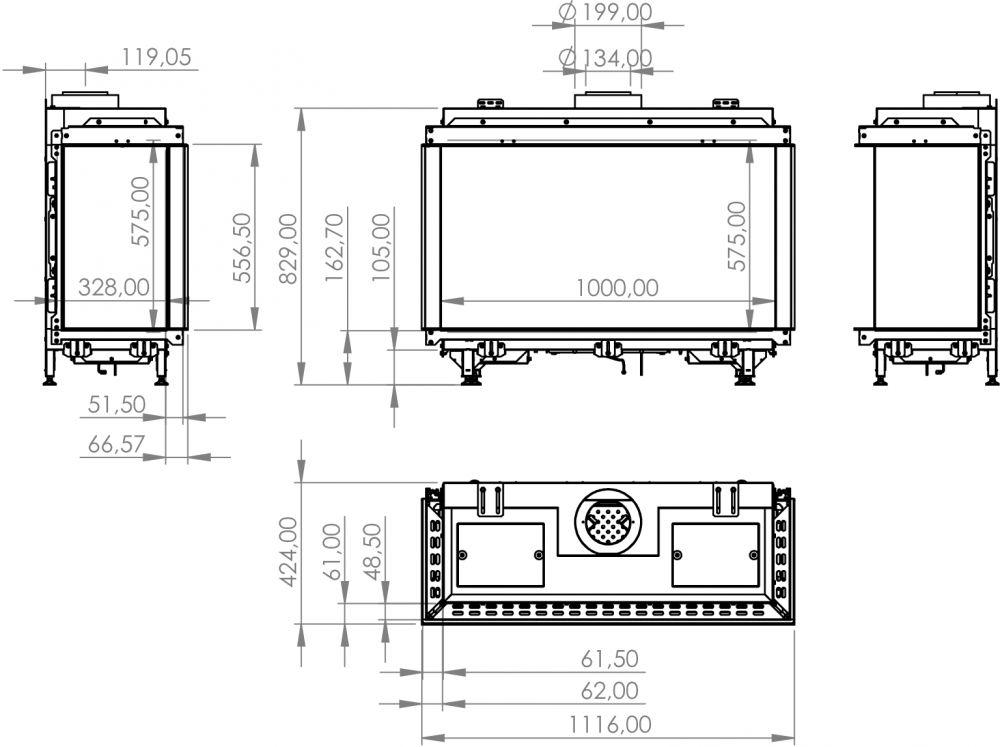 disegni summum-100-3s